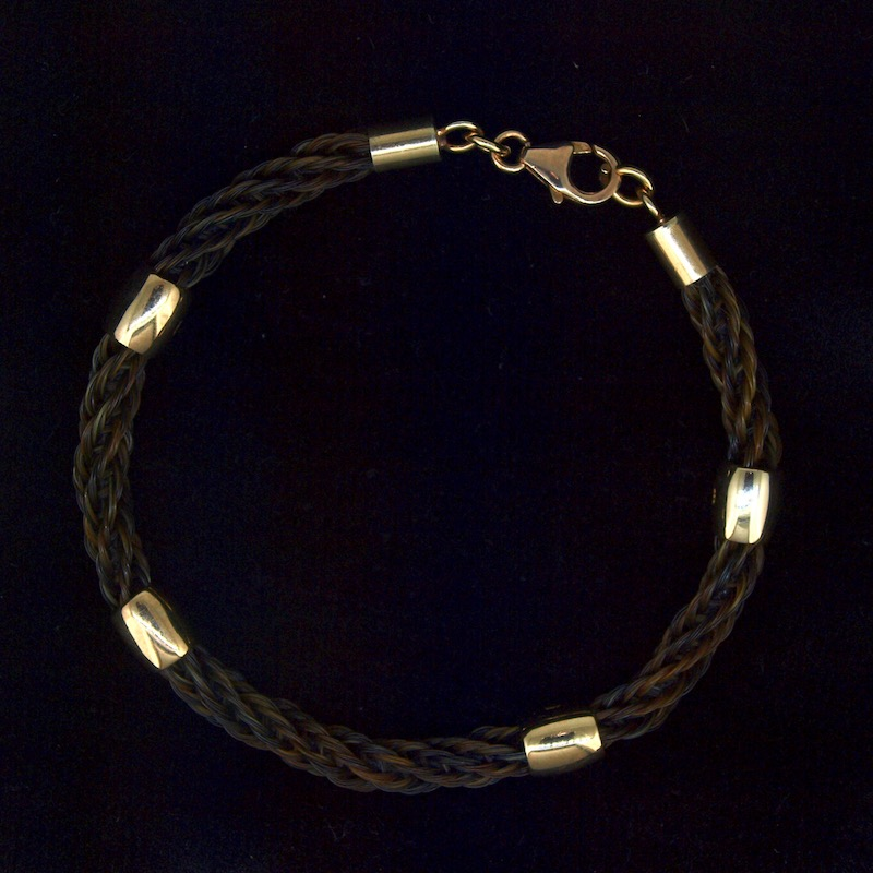 Rose Gold Piaffe Bracelet